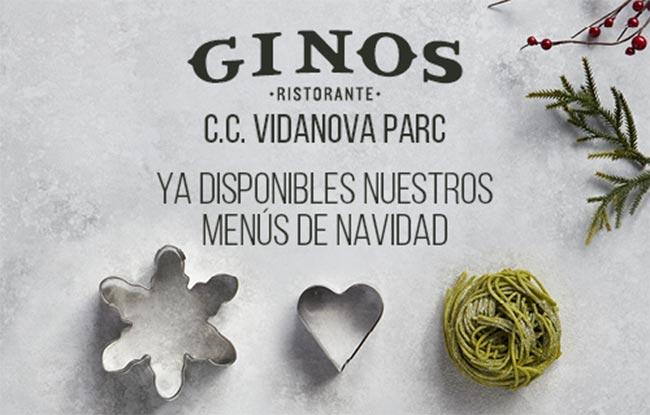 Ven a Ginos